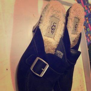 Ugg shoes heels
